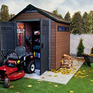 Necesito permiso de construcción para un cobertizo exterior