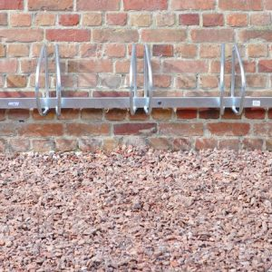 Como instalar un aparcabicicletas exterior